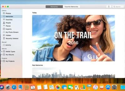 """Kaip """"Mac"""" skirtoje """"Photos"""" aplikacijoje naudotis """"Memories"""""""