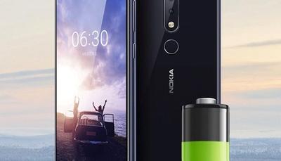 """Išmaniojo telefono """"Nokia X6"""" debiutas: ekranas su išpjova, 6 GB RAM ir dviguba kamera"""