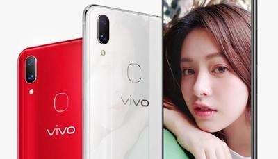"""""""Vivo X21i"""" ekranas užima 90 % priekinės išmaniojo telefono dalies"""