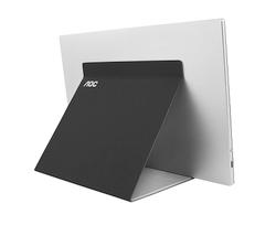AOC praneša apie naują nešiojamą USB-C monitorių