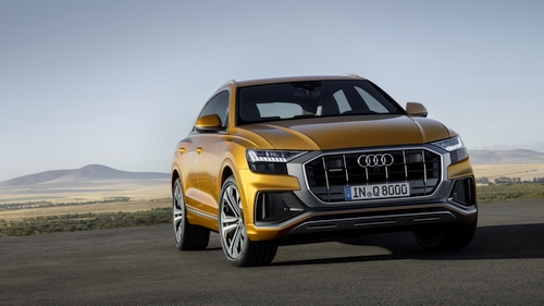 """Audi Q8"": naujasis Q šeimos veidas"