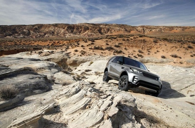 """""""Land Rover"""" kurs autonominius visureigius"""