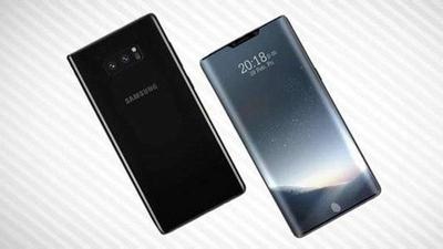 """""""Samsung"""" nusprendė nekeisti """"Galaxy Note 9"""" modelio dizaino"""