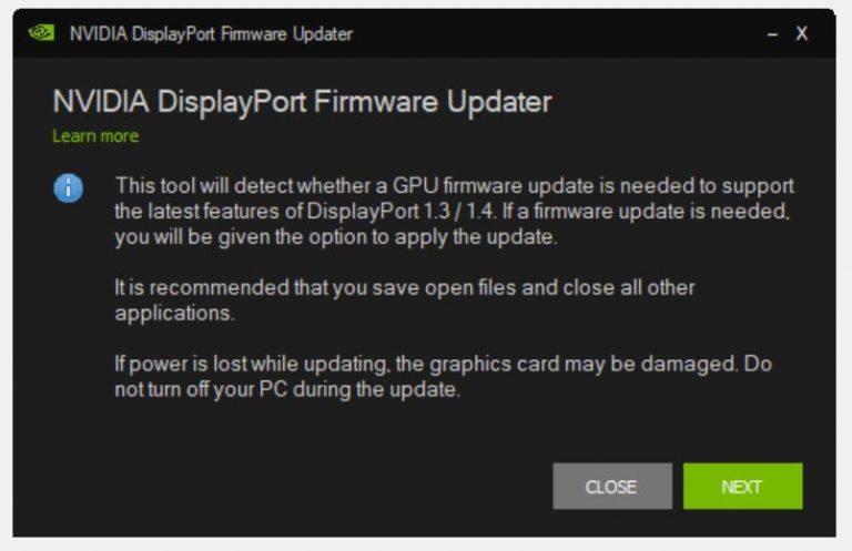 """nVidia"" turi problemų su ""DisplayPort"" 1.3/1.4 standartu"