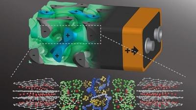 Mokslininkai teigia, kad jų 3D baterija įkraunama vos per keletą sekundžių