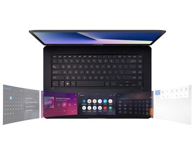 """Novatoriška """"ASUS"""" """"ZenBook Pro"""" serija – profesionalams skirti kompiuteriai"""