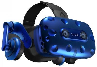 """Virtualios realybės rinkinys """"HTC Vive Pro Full Kit"""" įvertintas 1700 JAV dolerių"""