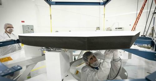 NASA paleis prie Saulės rekordiškai priartėsiantį zondą.
