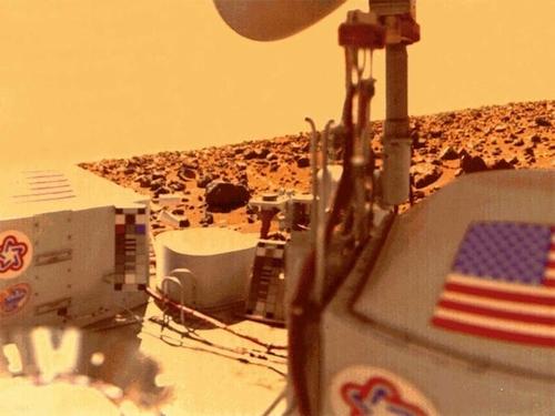 Kaip NASA prieš 40 metų sudegino gyvybės Marse įrodymus