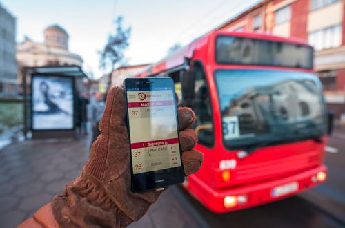 Pristatęs analogų pasaulyje neturinčią mobilią aplikaciją, Kaunas žengia toliau