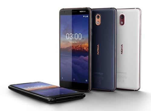 """""""Nokia 3.1"""" atvyksta į Lietuvą"""