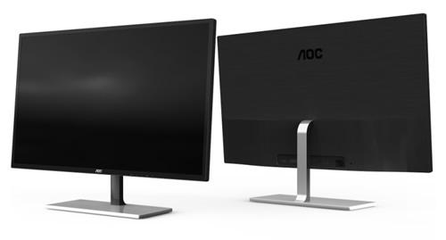 """Monitorių bendrovė AOC praneša apie """"Q3279VWFD8"""" monitorių"""