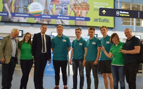 Mokinių iš Alytaus sukurta verslo idėja atstovaus Lietuvai Europos čempionate