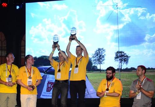 KTU radijo sportininkai – pasaulio trumpųjų bangų radijo ryšio čempionai