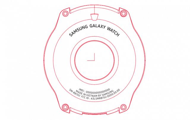 """Samsung Galaxy Watch"" gavo FCC patvirtinimą"