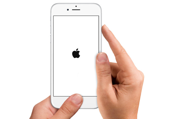 """Kaip """"iPhone"""" padaryti """"Hard Reset"""""""