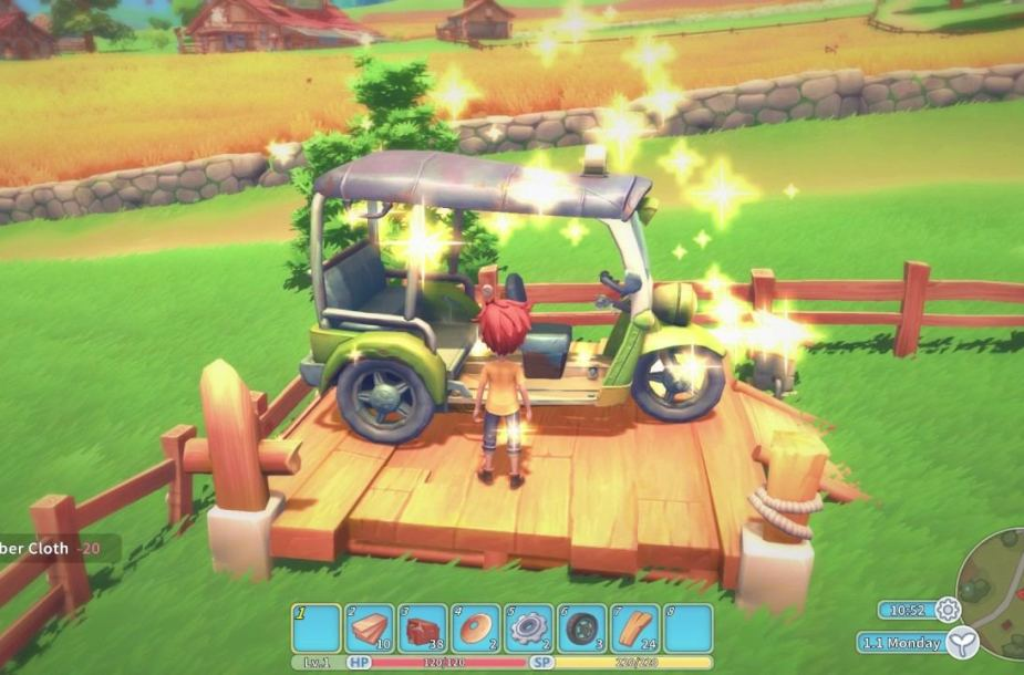 The My Workshop in Portia will soon take over your free time