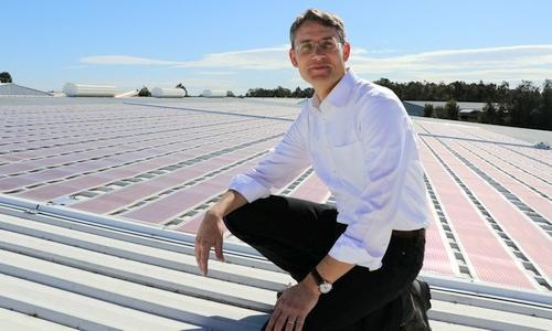Įgyvendinamas naujo tipo saulės elementų projektas – saulės elementų kaina nesiekia ir 10 JAV dolerių
