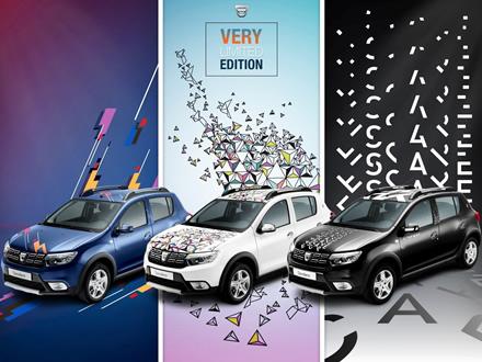 """""""DACIA"""" Paryžiaus parodoje – nauji varikliai ir rekordiniai pardavimai"""