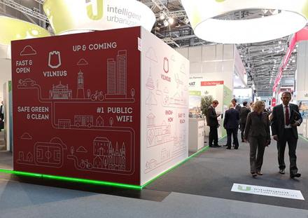 """""""Expo Real"""": tarp pažangių Europos miestų Vilnius išsiskiria atvirų duomenų politika"""