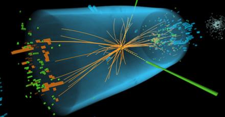 Sugalvota, kaip Higgso bozonas galėjo išgelbėti Visatą