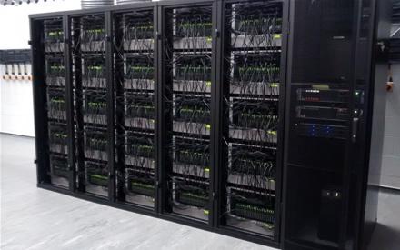 """Spiking Neural Network Architecture (SpiNNaker)"" superkompiuteris"