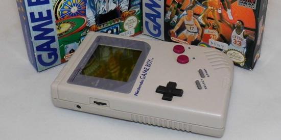 """""""Nintendo Game Boy"""" – nešiojamasis žaidimų įrenginys"""