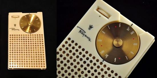 """""""Regency TR-1"""" - pirmasis nešiojamasis tranzistorinis radija"""
