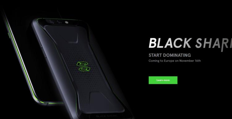 """Žaidimų mėgėjams skirtas """"Xiaomi Black Shark"""" pasirodys ir Lietuvoje"""