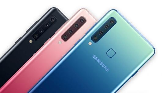 """Ar daugiau yra geriau? """"Samsung Galaxy A9"""" apžvalga"""