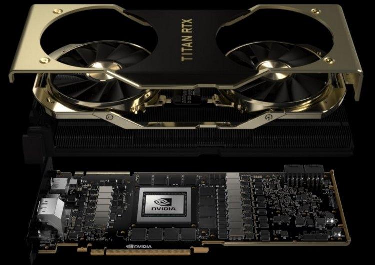 """NVIDIA pristatė galingiausią vartotojų grafikos plokštę – """"Titan RTX"""""""
