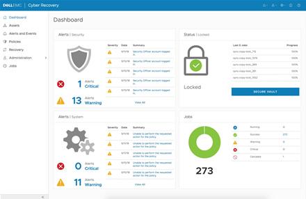 """""""Dell EMC"""" pristato naują duomenų apsaugos nuo kibernetinių išpuolių programinės įrangos liniją"""