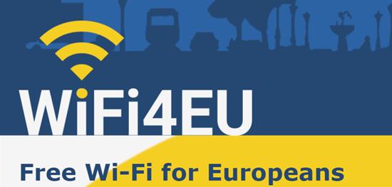 Savivaldybėms – ES lėšos nemokamo belaidžio interneto ryšio zonoms viešosiose erdvėse įrengti