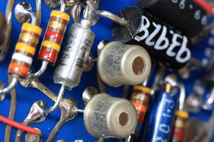 Kaip rasti sunkiai randamą elektronikos komponentą?
