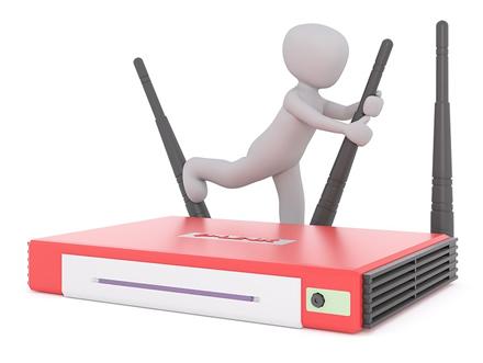 Paprasta priežastis, kodėl namie stringa internetas