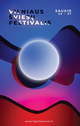Vilniaus gimtadienio proga sostinėje vyks pirmasis šviesų festivalis