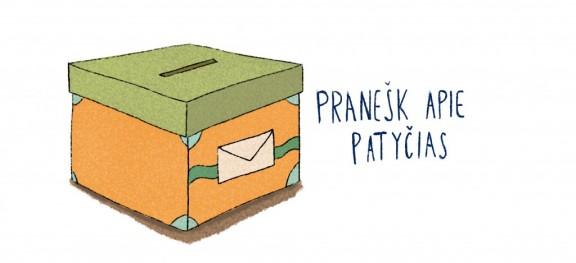 """Patyčių dėžutė"""" – inovatyvi galimybė mokiniams, mokytojams ir tėvams pranešti apie patyčias"""