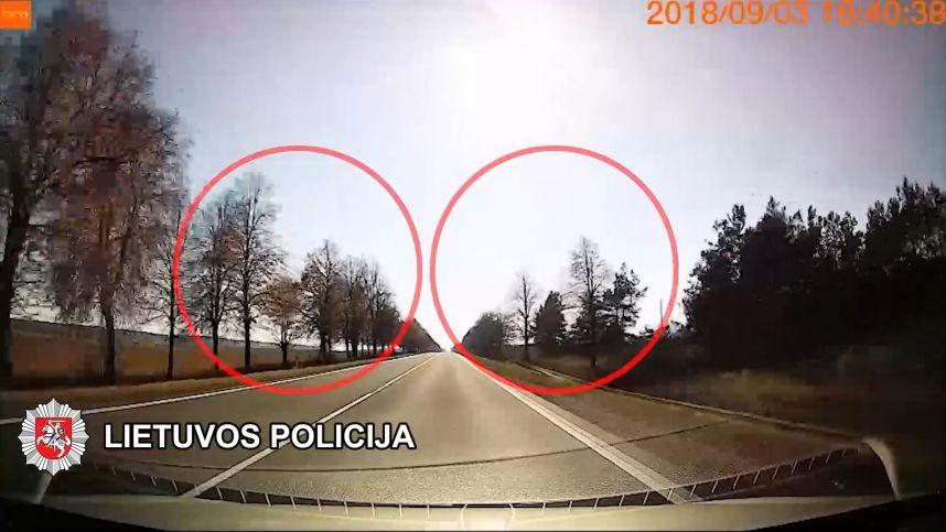 Lenkimas / © Policija