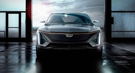 "Elektrinis ""Cadillac"" / ©""General Motors"""