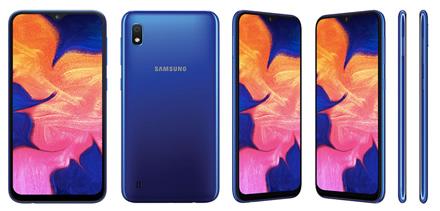 "Pristatytas ""Samsung Galaxy A10"" bei paskelbtos ""Galaxy A50"" ir ""Galaxy A30"" kainos"
