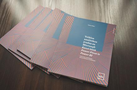 KTU leidykla išleido inovatyvios IT krypties – veiklos analitikos – mokamąją knygą