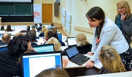 VGTU dėstytojai dalyvavo SAP mokymuose