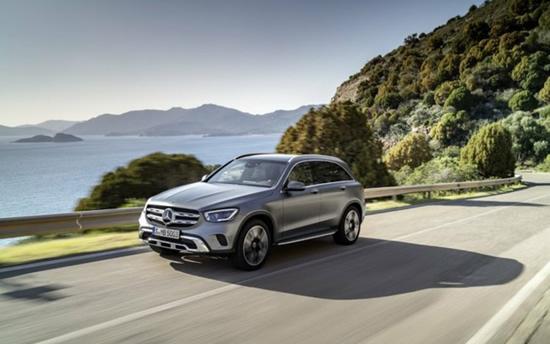 """Mercedes-Benz GLC"" / © Gamintojo nuotr."