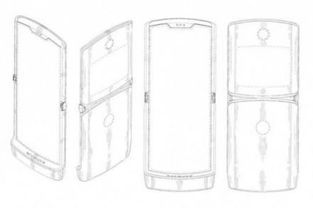 """Motorola"" sulenkiamas ""Razr"" telefonas turės ""Snapradagon 710"""