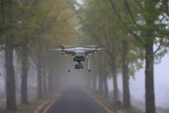 Dronais pristatomos siuntos – jau netolima realybė