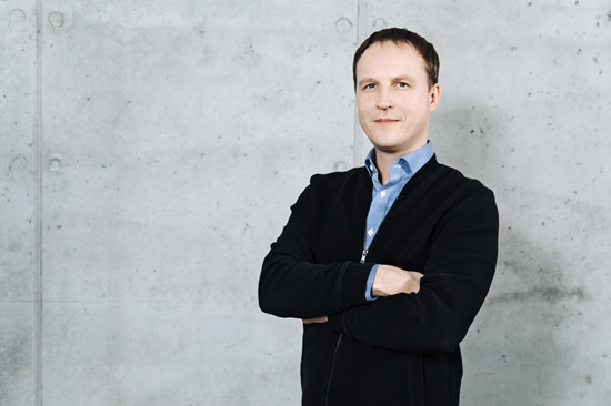 """Heficed"" technologijų vadovas Aistis Zenkevičius"