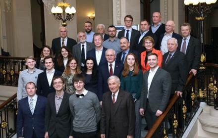 Apdovanoti geriausi informacinių ir ryšių technologijų srities jaunieji mokslininkai