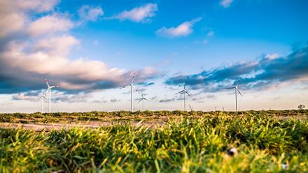 Švari energija ūkiui: 3 patarimai norintiems pasistatyti vėjo elektrinę savo valdose