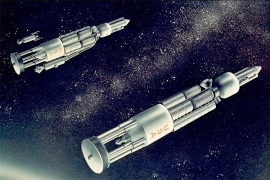 Staration Energy Limited Orion © NASA