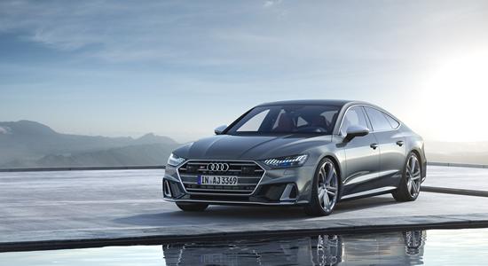 """Nauji """"Audi"""" S6 ir S7 TDI modeliai su elektriniu kompresoriumi"""